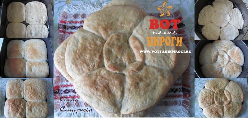 Фокачча - итальянский хлеб