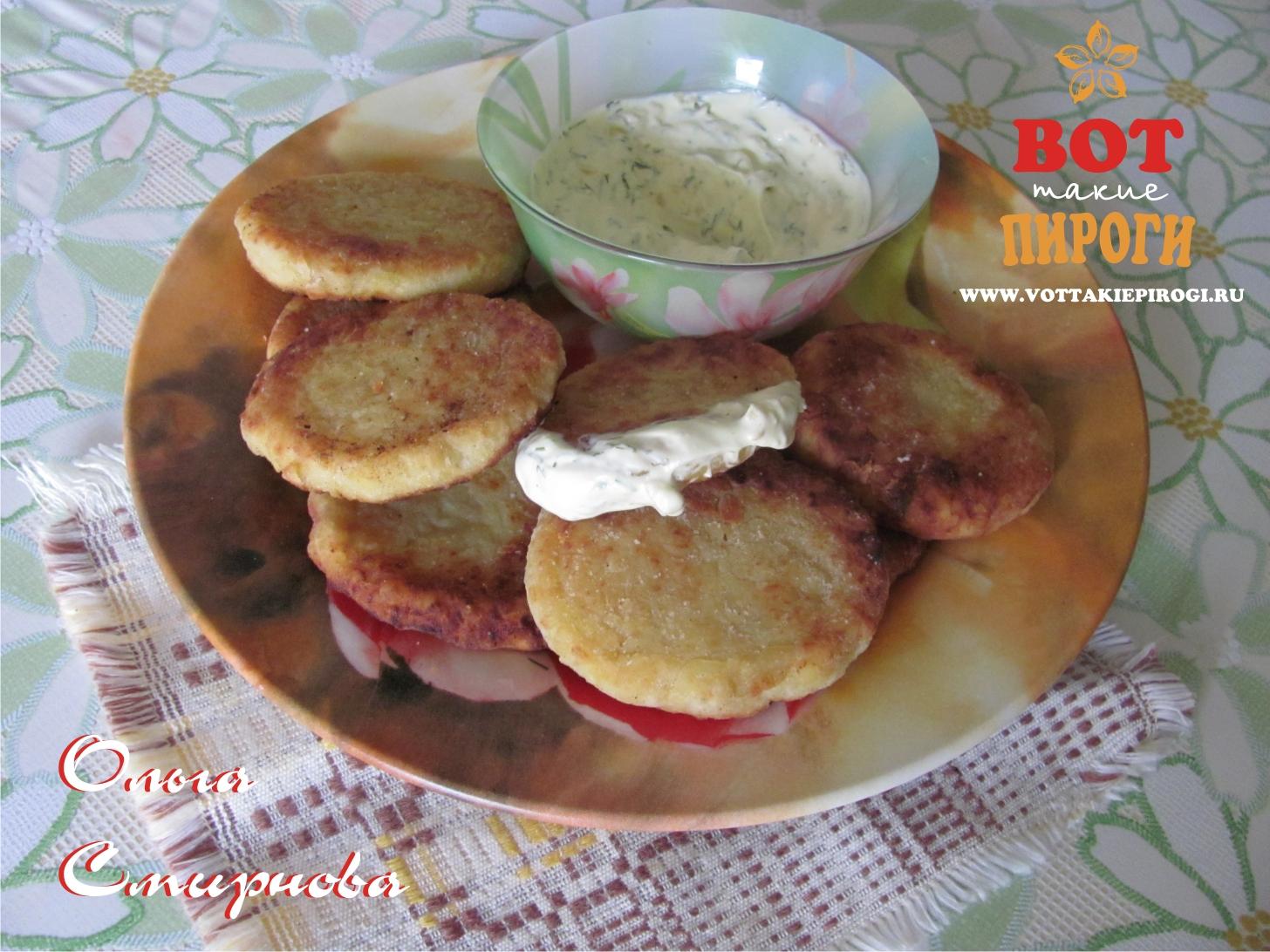 Картофельные лепёшки на сковороде и в духовке 92