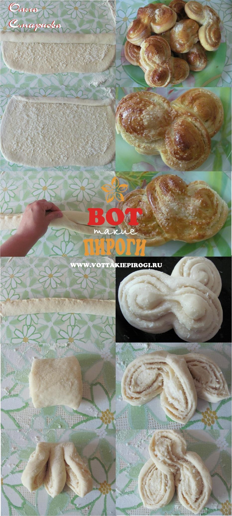 Формы булочек с фото: как сформовать красивые булочки 94