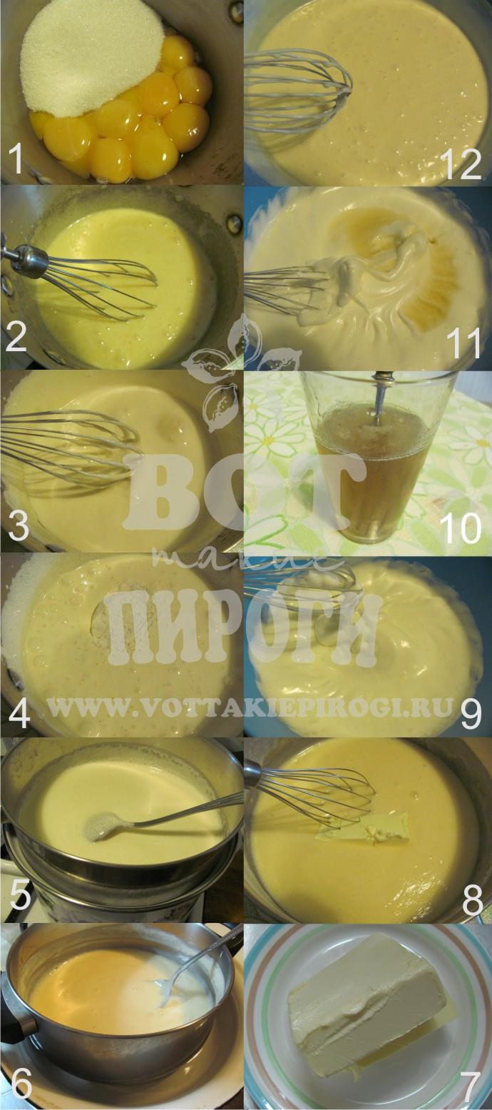 Птичье молоко с желатином пошаговый рецепт