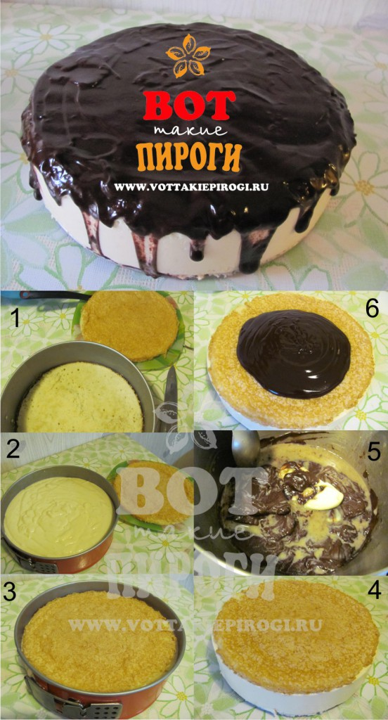 домашний торт птичье молоко сборка