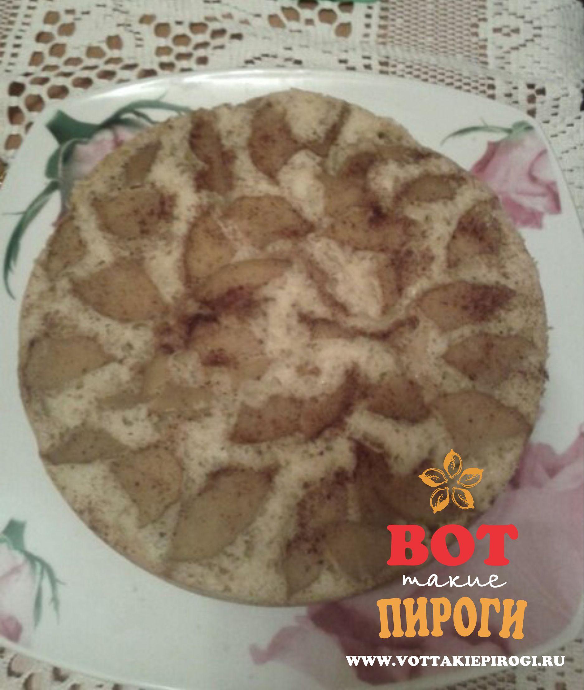 Яблочный пирог в мультиварке поларис рецепты