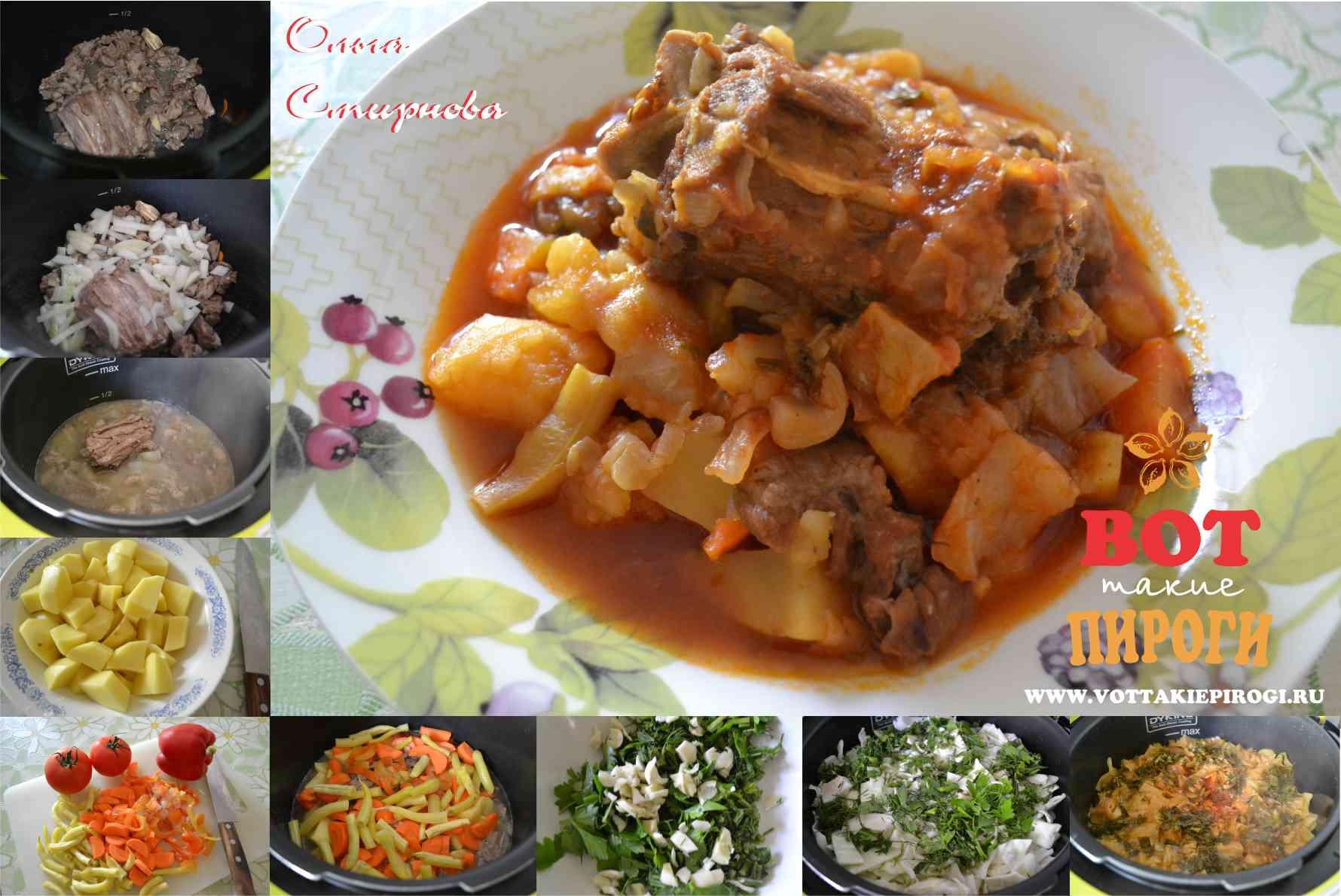 Узбекские рецепты и пошаговые