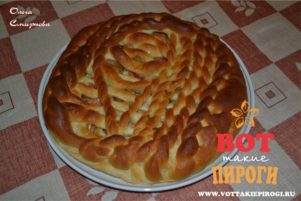 пирог вяз мир