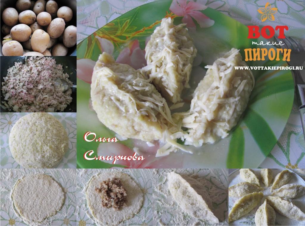 Белорусское блюдо КОЛДУНЫ