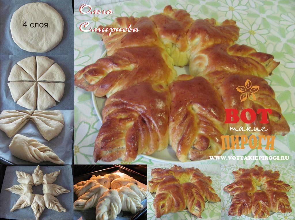 Пироги Валентины Цуркан