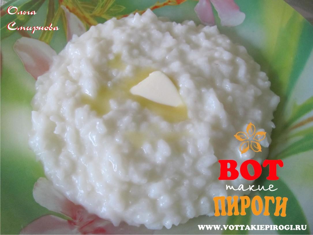 рисовая каша в мультиварке redmond