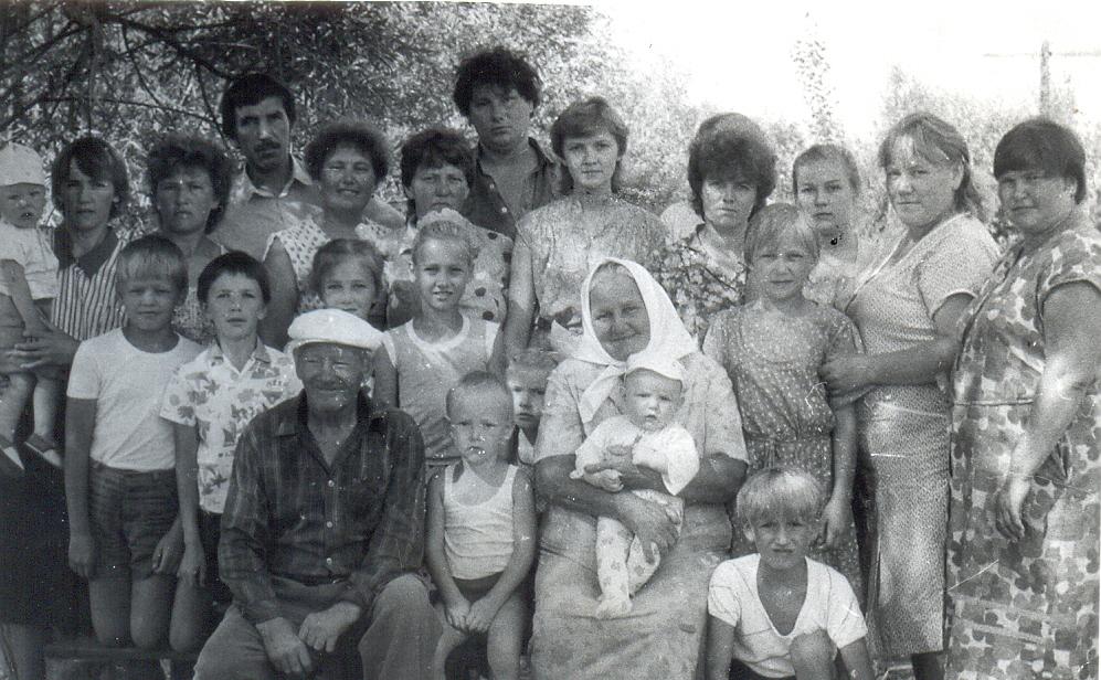 семья галановых